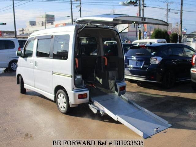 Used 2014 DAIHATSU ATRAI WAGON BH933535 for Sale
