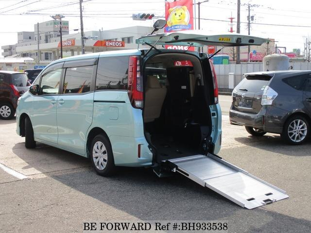Used 2016 TOYOTA NOAH BH933538 for Sale