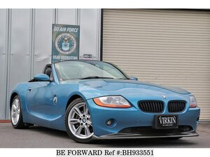 Used 2003 BMW Z4 BH933551 for Sale