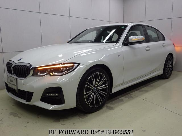 Used 2020 BMW 3 SERIES BH933552 for Sale