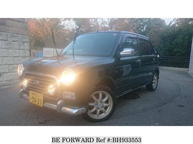 Used 2002 DAIHATSU MIRAGINO BH933553 for Sale
