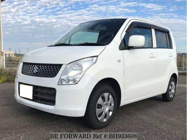 Used 2012 SUZUKI WAGON R BH933608 for Sale