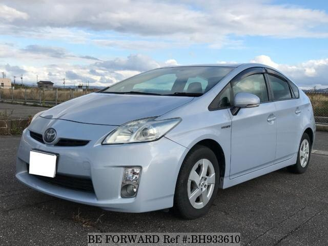 Used 2010 TOYOTA PRIUS BH933610 for Sale