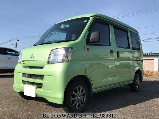 Used 2015 DAIHATSU HIJET VAN BH933612 for Sale