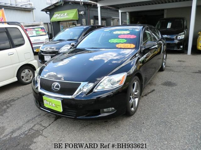 Used 2008 LEXUS GS BH933621 for Sale