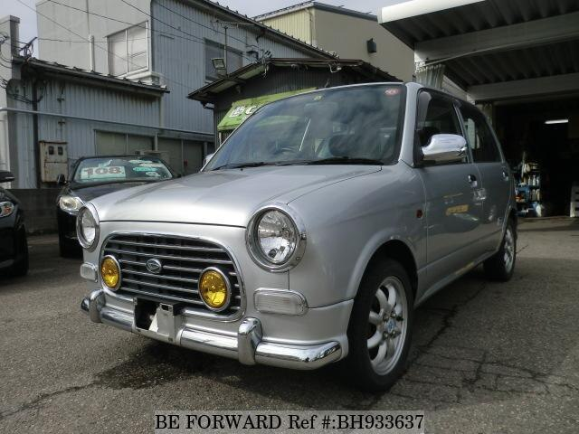 Used 2001 DAIHATSU MIRAGINO BH933637 for Sale