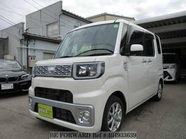 Used 2015 DAIHATSU WAKE BH933639 for Sale