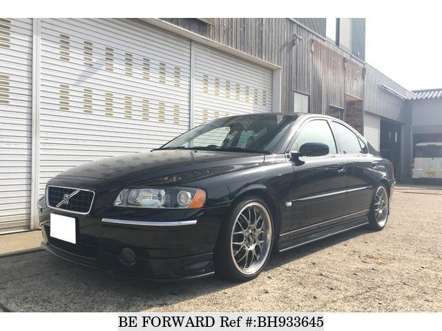 Used 2005 VOLVO S60 BH933645 for Sale