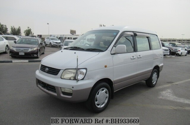 Used 1999 TOYOTA LITEACE NOAH BH933669 for Sale