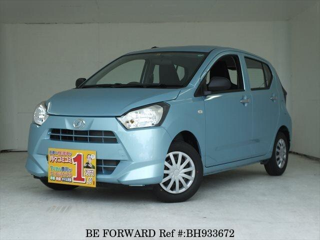 Used 2020 DAIHATSU MIRA ES BH933672 for Sale
