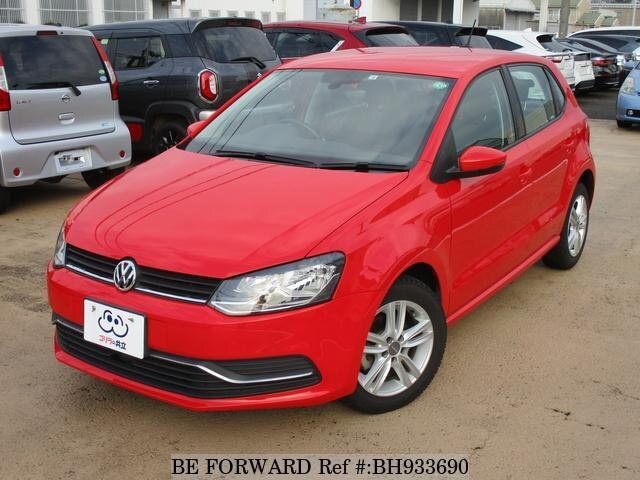 Used 2016 VOLKSWAGEN POLO BH933690 for Sale