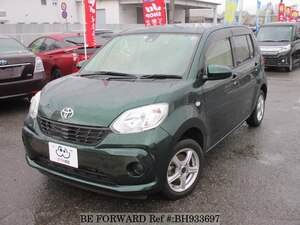Used 2016 TOYOTA PASSO BH933697 for Sale