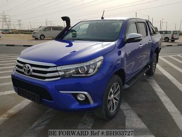 Used 2016 TOYOTA HILUX BH933727 for Sale