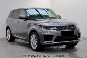 Used 2020 LAND ROVER RANGE ROVER SPORT BH933893 for Sale