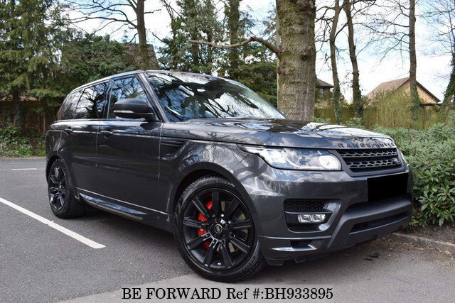 Used 2016 LAND ROVER RANGE ROVER SPORT BH933895 for Sale