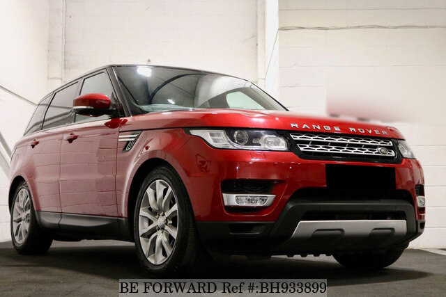 Used 2017 LAND ROVER RANGE ROVER SPORT BH933899 for Sale