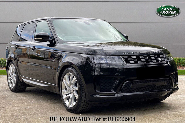 Used 2019 LAND ROVER RANGE ROVER SPORT BH933904 for Sale