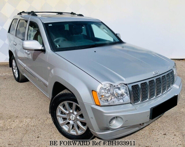 Used 2008 JEEP GRAND CHEROKEE BH933911 for Sale