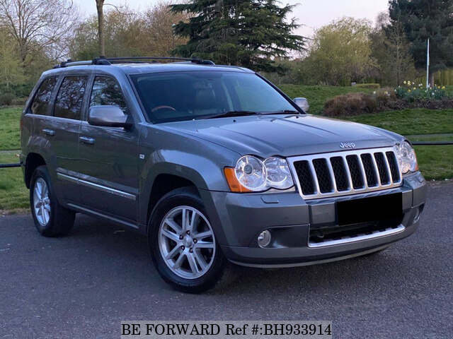 Used 2009 JEEP GRAND CHEROKEE BH933914 for Sale