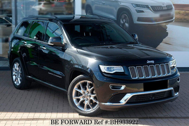 Used 2014 JEEP GRAND CHEROKEE BH933922 for Sale