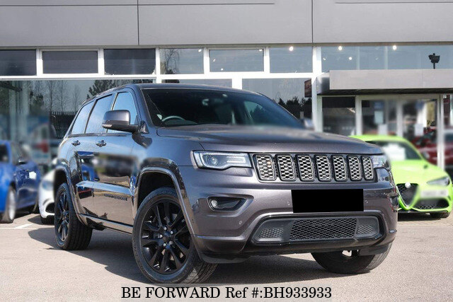 Used 2018 JEEP GRAND CHEROKEE BH933933 for Sale