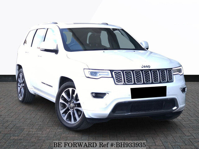 Used 2018 JEEP GRAND CHEROKEE BH933935 for Sale