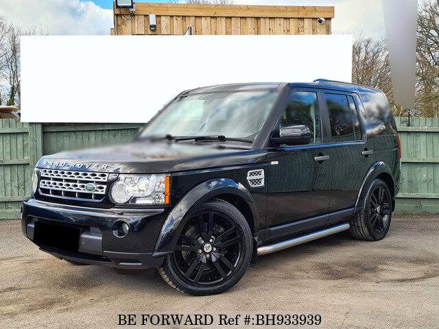 Used 2013 LAND ROVER DISCOVERY 4 BH933939 for Sale