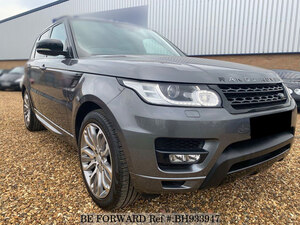 Used 2014 LAND ROVER RANGE ROVER SPORT BH933947 for Sale