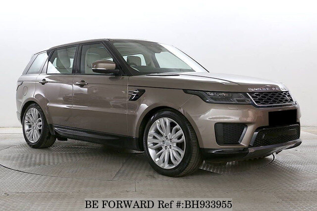 Used 2018 LAND ROVER RANGE ROVER SPORT BH933955 for Sale