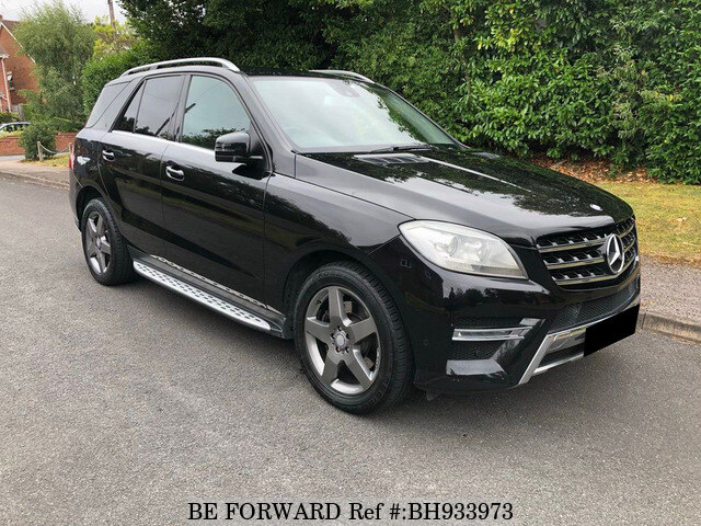 Used 2013 MERCEDES-BENZ ML CLASS BH933973 for Sale
