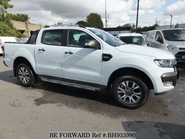 Used 2017 FORD RANGER BH933990 for Sale