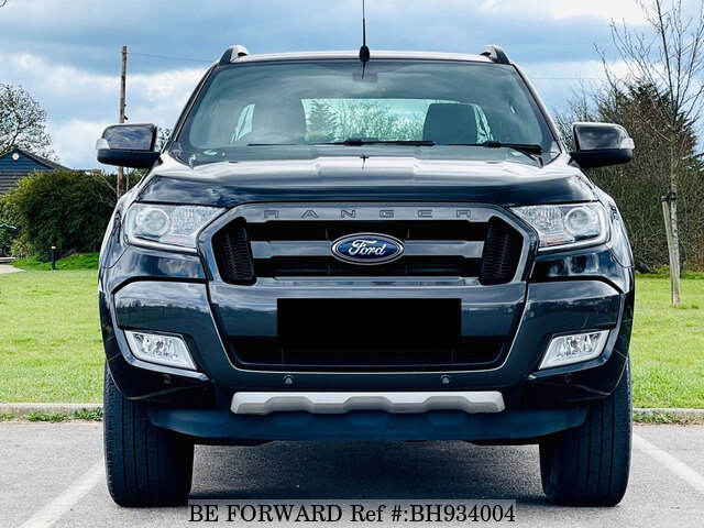 Used 2018 FORD RANGER BH934004 for Sale