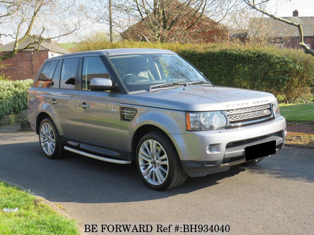 Used 2012 LAND ROVER RANGE ROVER SPORT BH934040 for Sale
