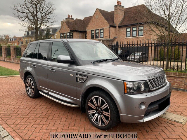 Used 2013 LAND ROVER RANGE ROVER SPORT BH934048 for Sale
