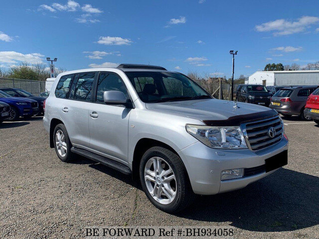 Used 2008 TOYOTA LAND CRUISER BH934058 for Sale