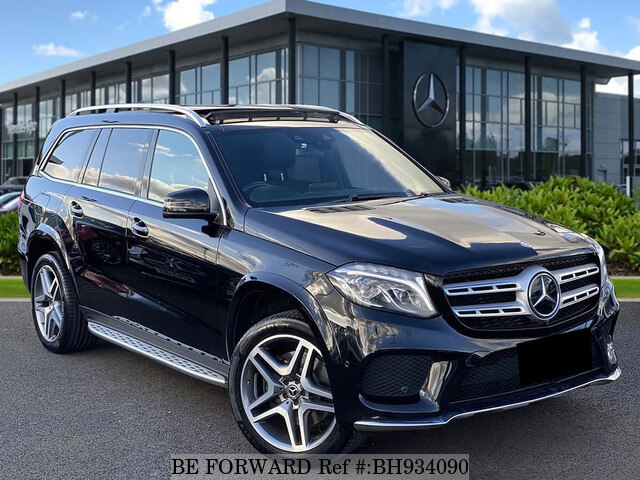 Used 2017 MERCEDES-BENZ GLS CLASS BH934090 for Sale