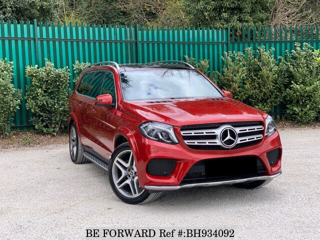 Used 2018 MERCEDES-BENZ GLS CLASS BH934092 for Sale