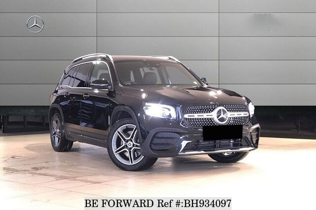 Used 2020 MERCEDES-BENZ GLB- CLASS BH934097 for Sale