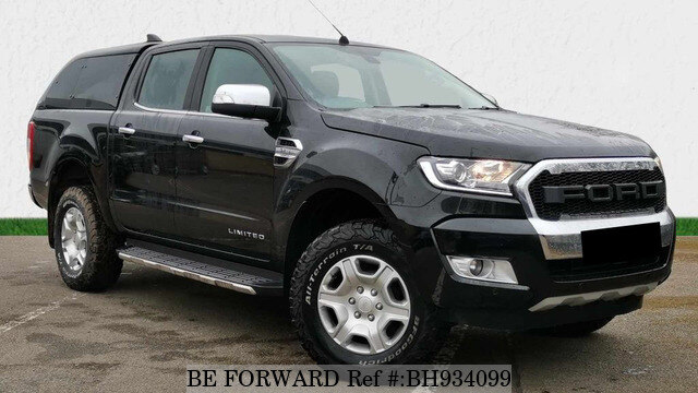 Used 2018 FORD RANGER BH934099 for Sale