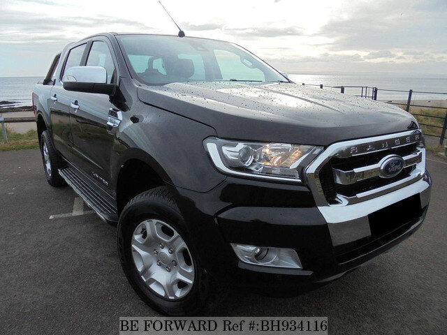 Used 2019 FORD RANGER BH934116 for Sale