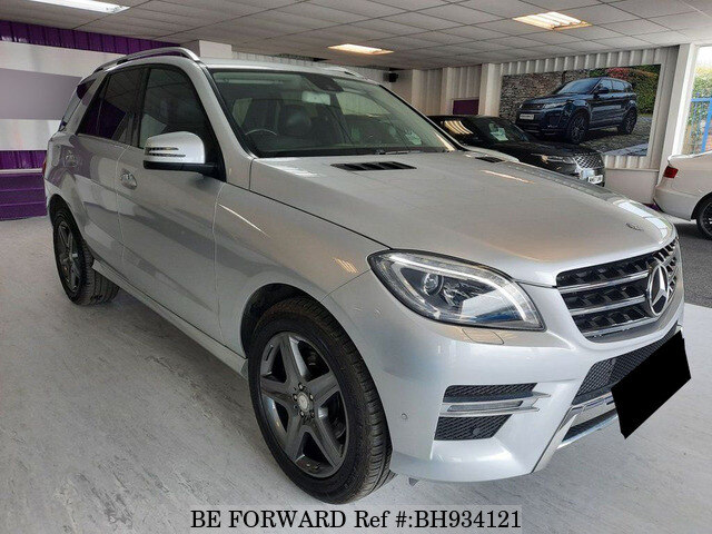 Used 2015 MERCEDES-BENZ ML CLASS BH934121 for Sale