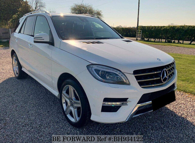 Used 2015 MERCEDES-BENZ ML CLASS BH934122 for Sale
