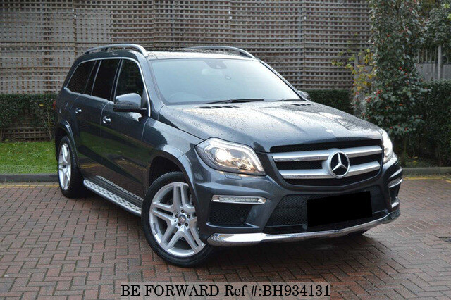 Used 2014 MERCEDES-BENZ GL-CLASS BH934131 for Sale