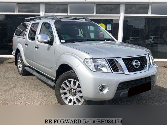 Used 2015 NISSAN NAVARA BH934174 for Sale
