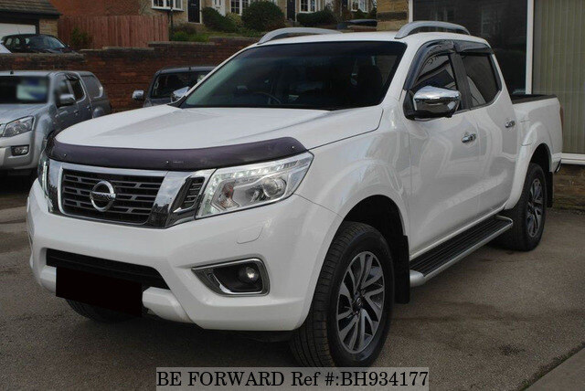 Used 2016 NISSAN NAVARA BH934177 for Sale