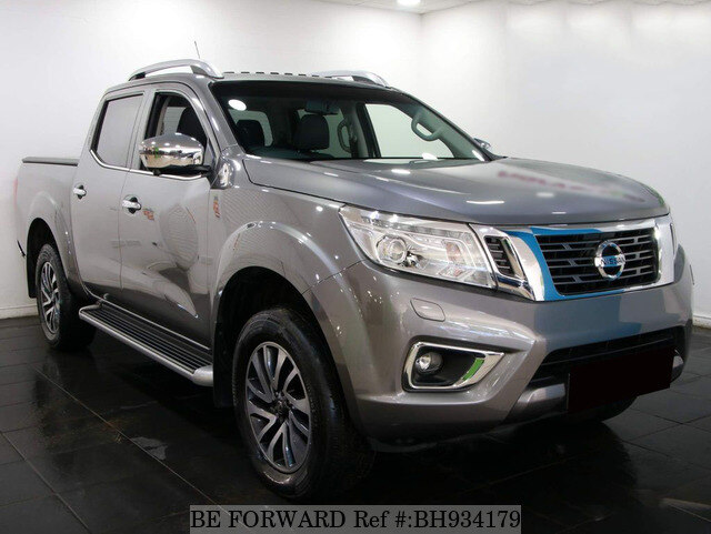 Used 2016 NISSAN NAVARA BH934179 for Sale