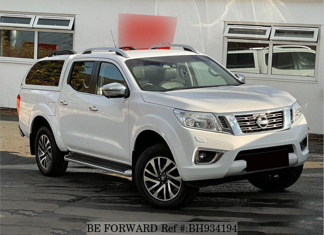 Used 2018 NISSAN NAVARA BH934194 for Sale