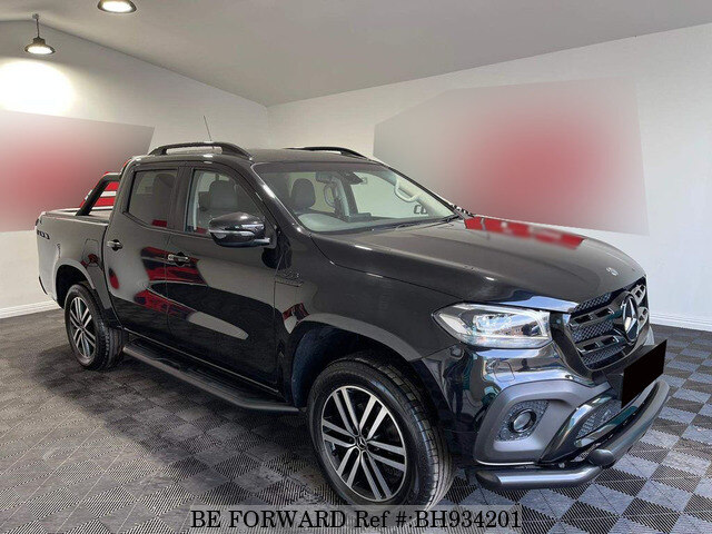 Used 2019 MERCEDES-BENZ X-CLASS BH934201 for Sale