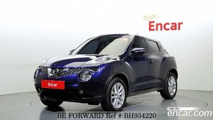 Used 2016 NISSAN JUKE BH934220 for Sale