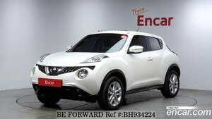 Used 2016 NISSAN JUKE BH934224 for Sale